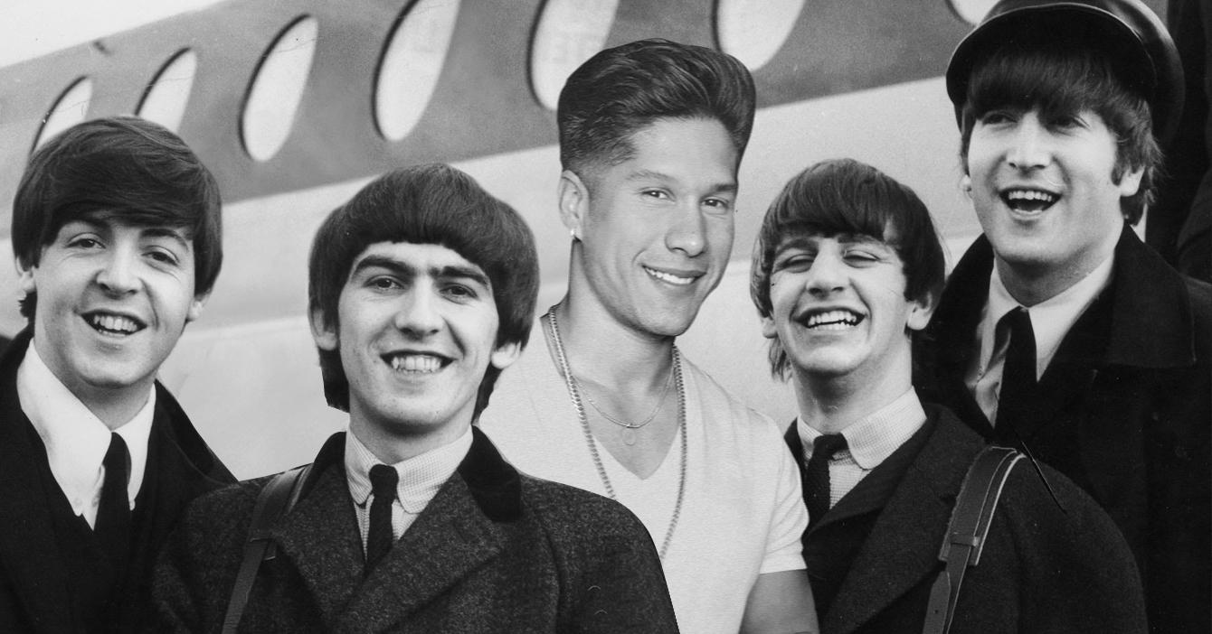 Chyno anuncia su regreso a Los Beatles