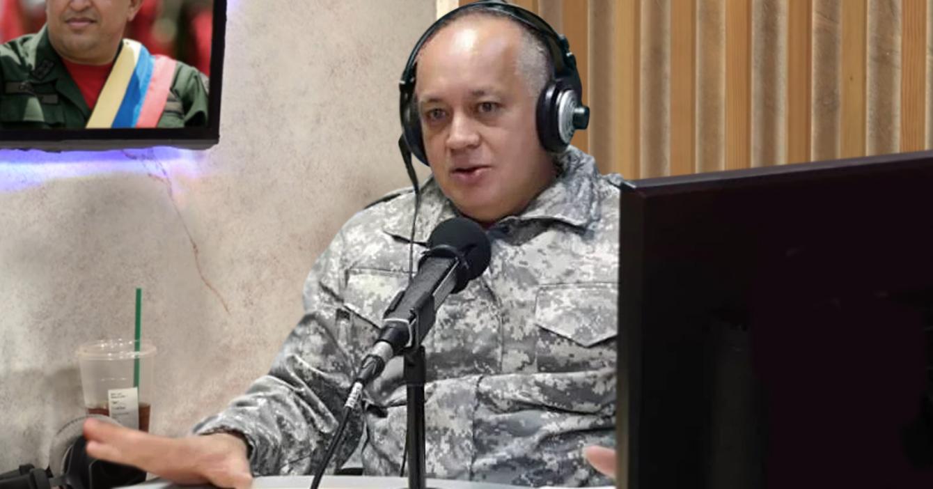 """Luego del cierre de """"Con El Mazo Dando"""", Diosdado estrena nuevo podcast"""