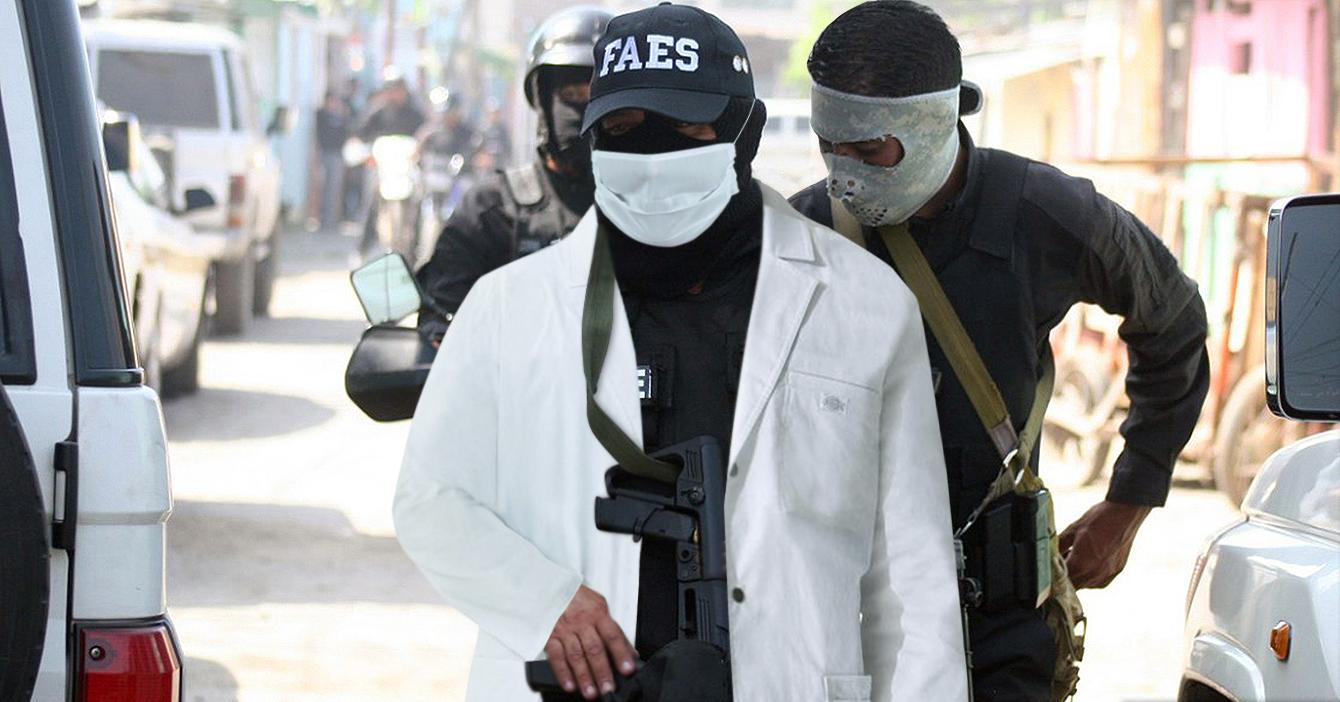 Médico FAES asegura que coronavirus se cura con 2 plomazos