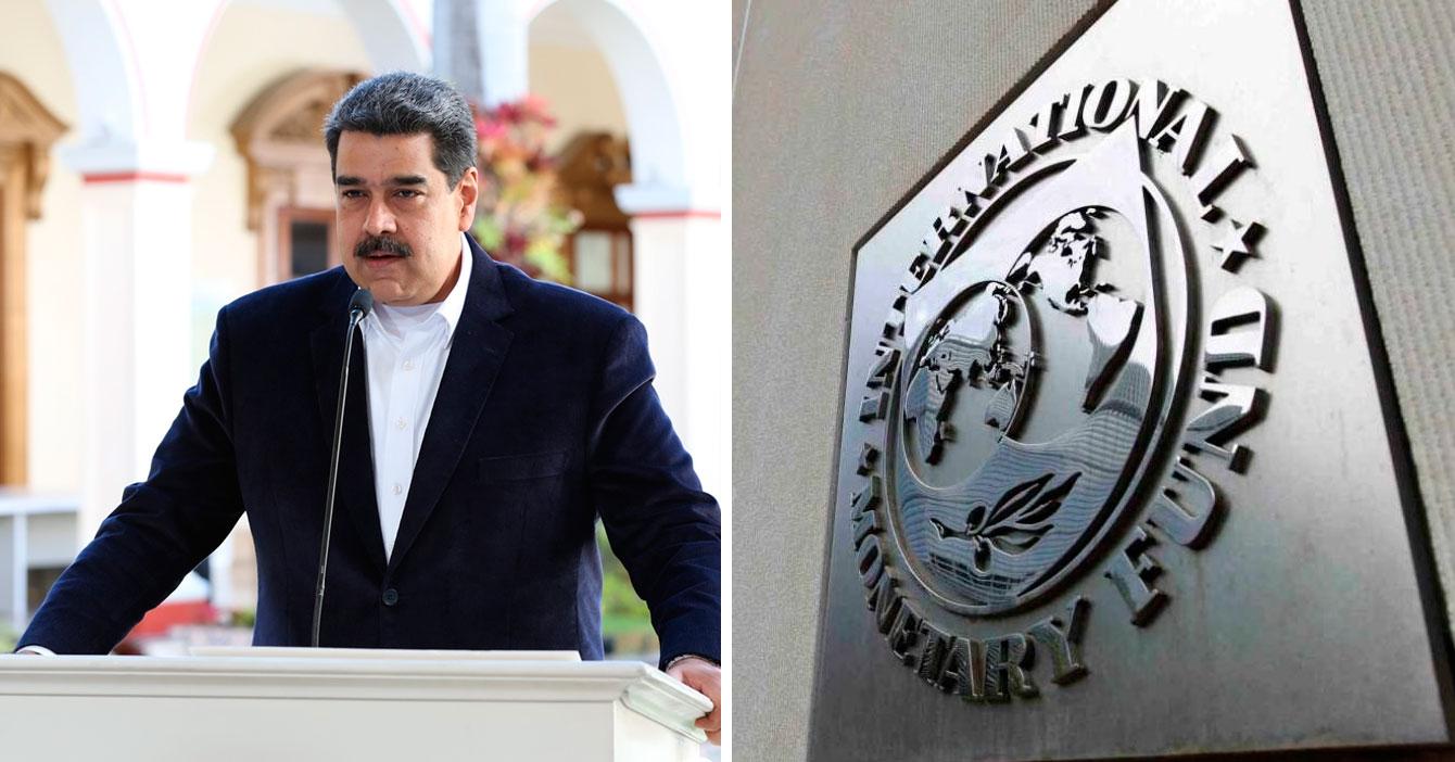 EXCLUSIVA: La carta de Maduro al FMI