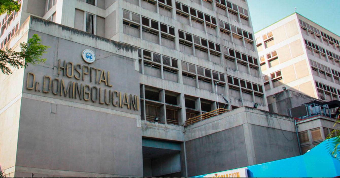 Hospital venezolano colapsado tras llegada de 1 paciente