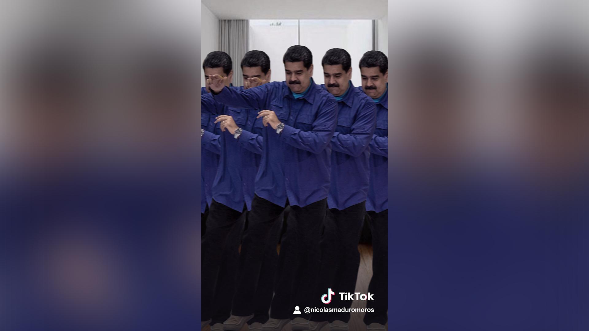 Maduro se pone a la par de otros líderes mundiales frente al coronavirus abriendo cuenta de TikTok