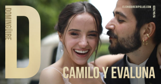 Domingüire No. 324: Camilo y Evaluna