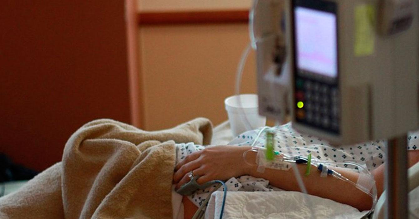 Hospitalizan a chama por falta de chismes durante cuarentena