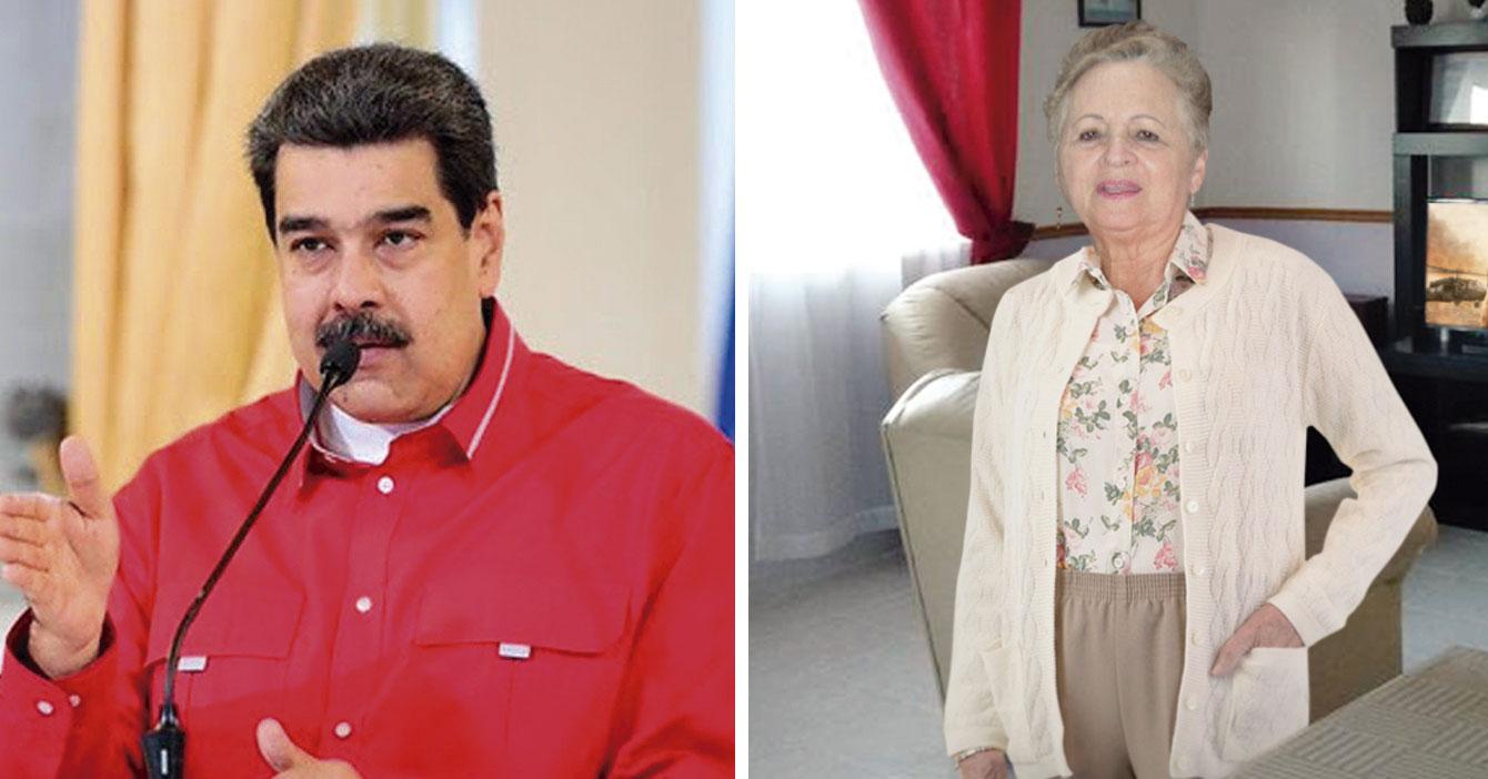 Maduro permite que señoras opositoras mayores a 65 años salgan a la calle