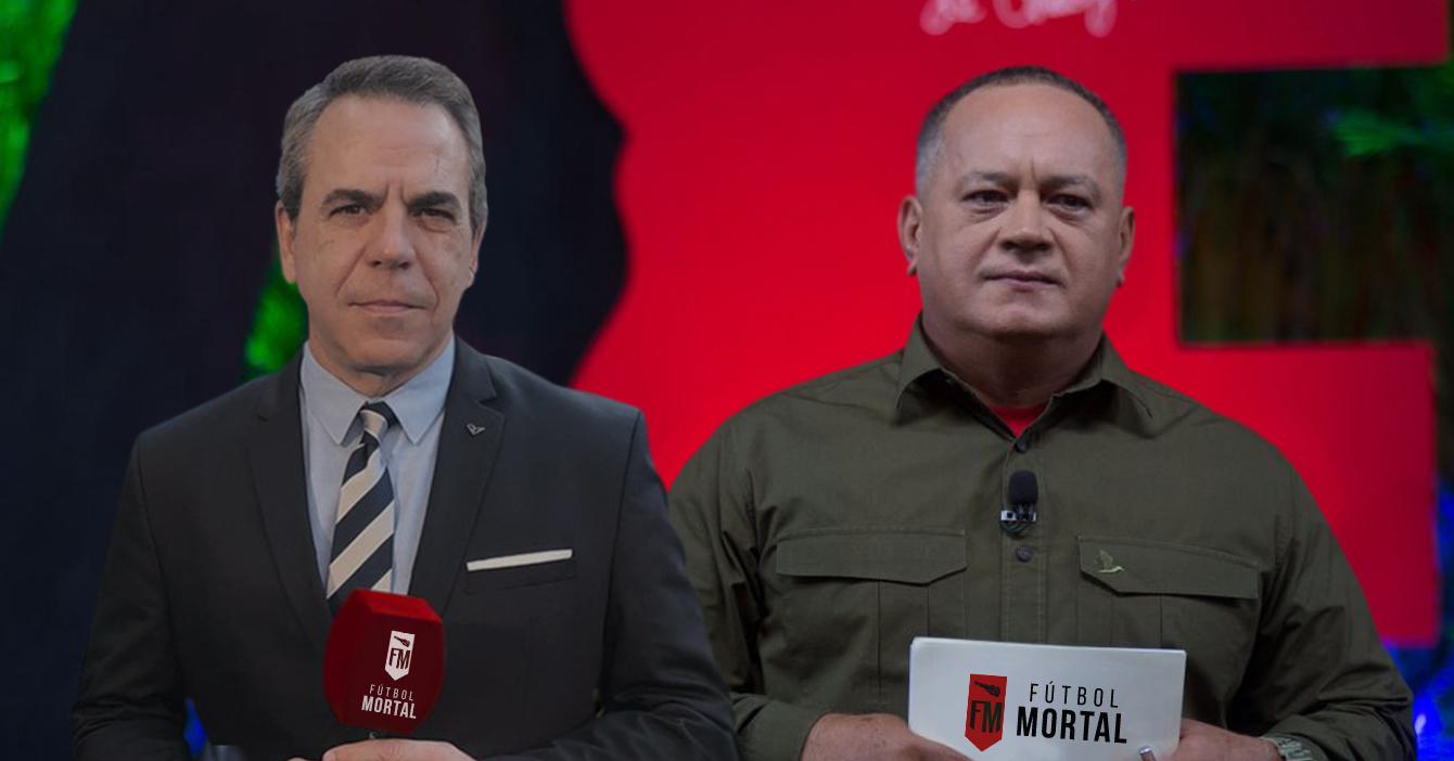 TSJ obliga a Álex Candal a conducir programa junto a Diosdado Cabello
