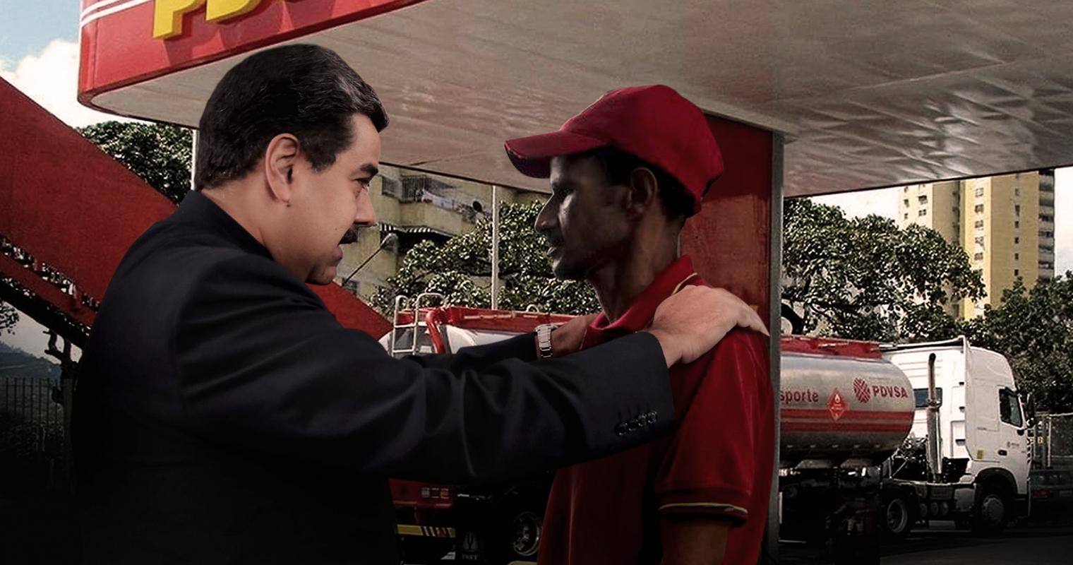 Ascienden generales a encargados de gasolineras