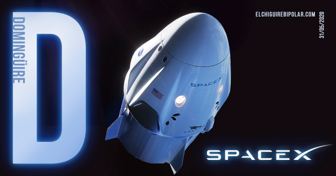 Domingüire No. 328: Space X