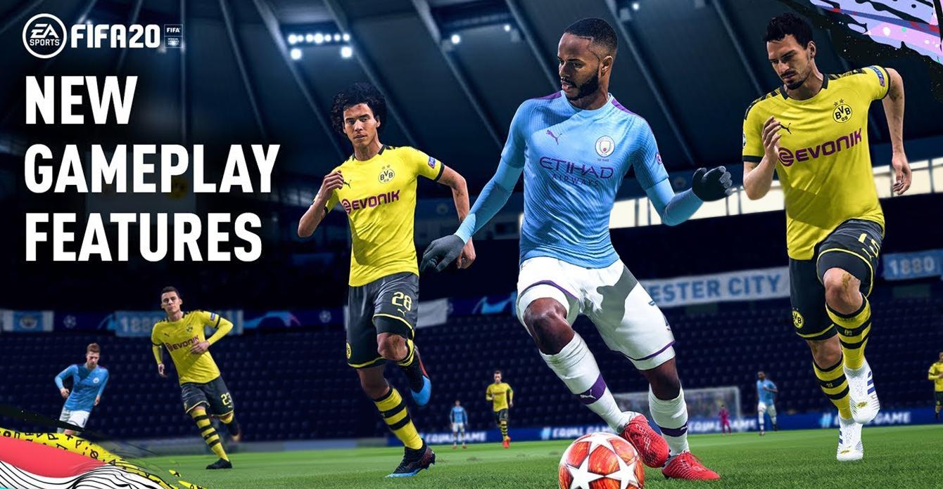 FIFA 20 elimina al público en última actualización