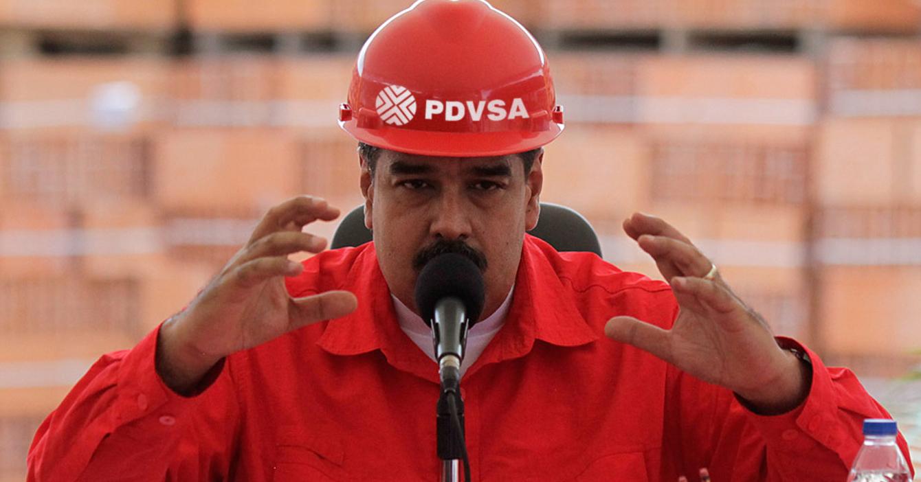 Maduro entrega coronavirus a PDVSA para bajar su producción