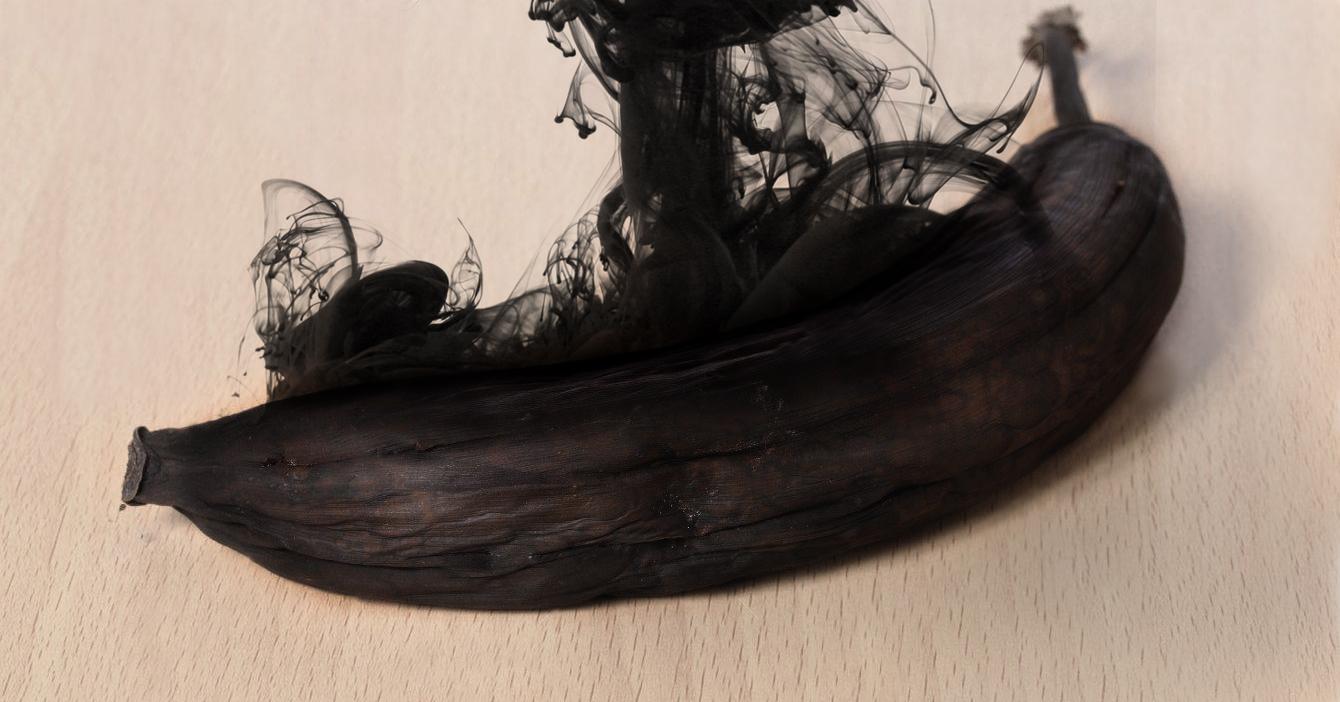 Plátano que dio dos viajes al infierno y regresó ya está maduro para señora