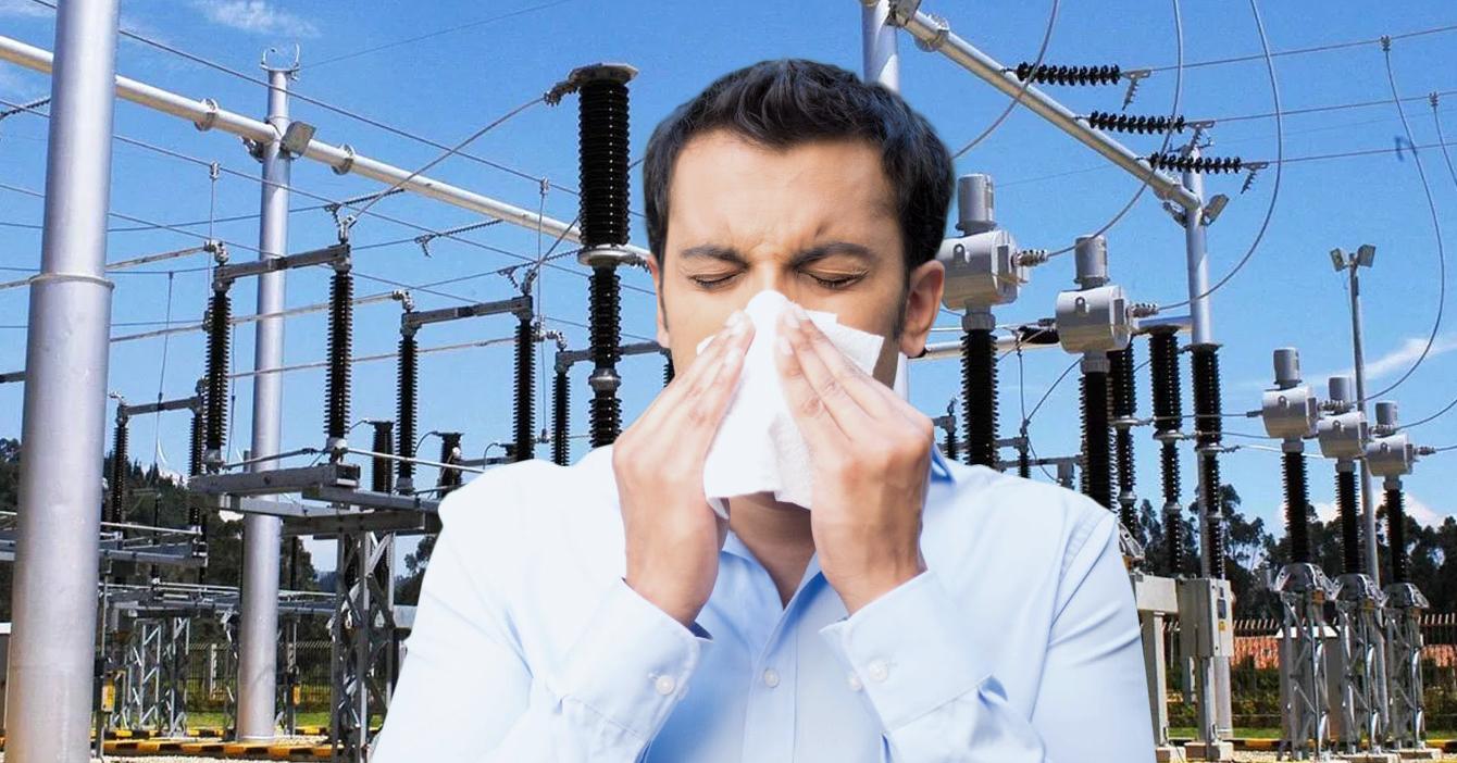 Señor estornuda cerca de subestación y deja a Venezuela sin electricidad