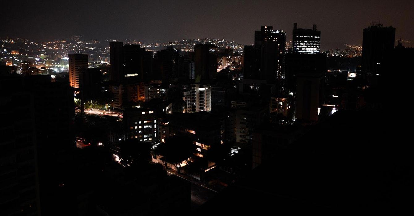 Corpoelec se une al Blackout Tuesday provocando apagón nacional