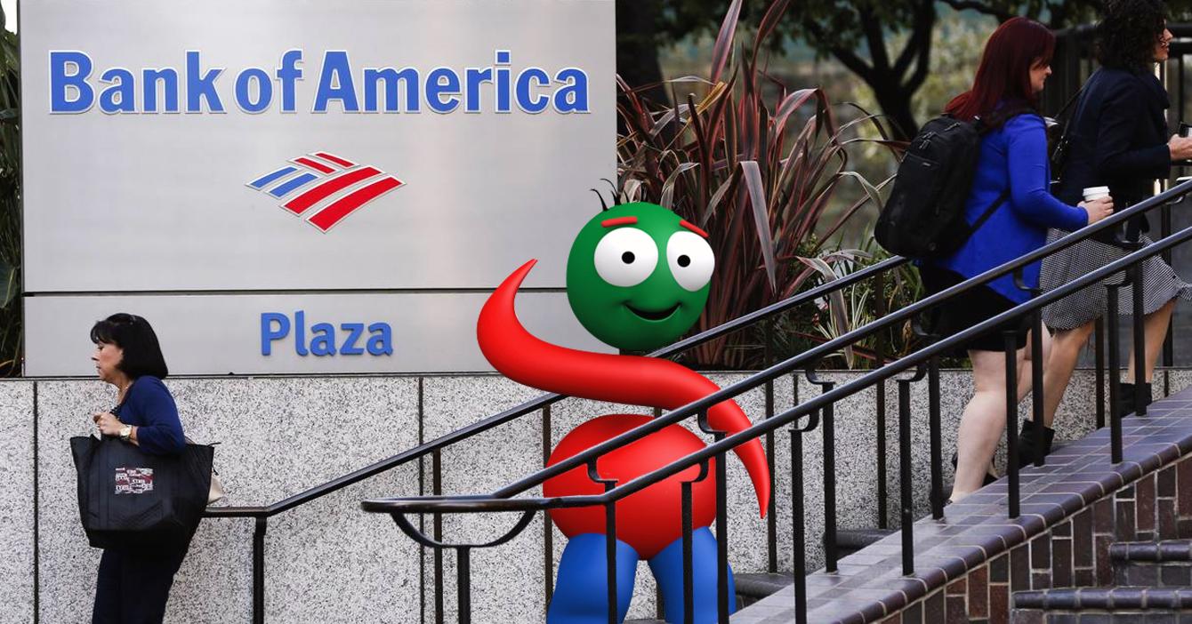Baneskin mete currículo en Bank Of America