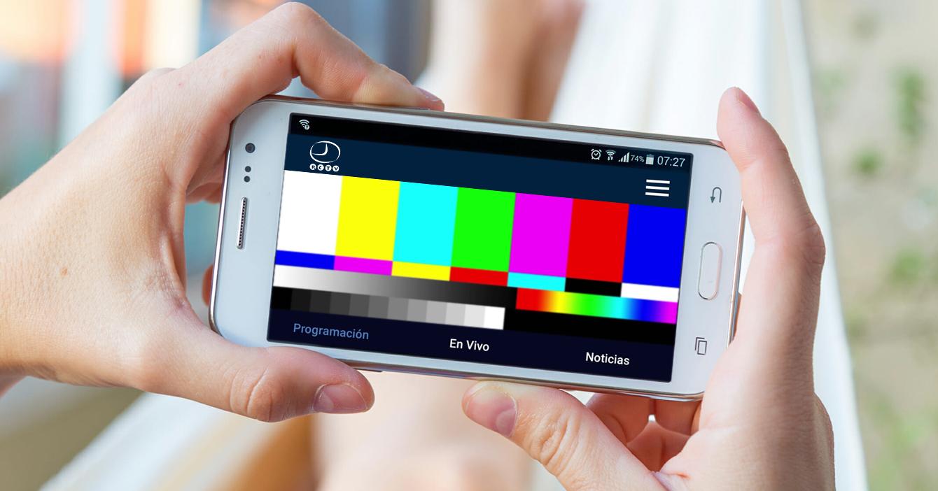 Conatel ordena a RCTV transmitir barras de colores en su app