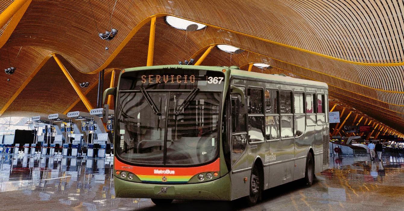 Gobierno habilita Metrobús para repatriar venezolanos varados en Madrid