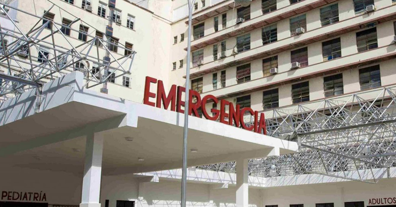 Hospital en Ciudad Bolívar pide a Oxford que su vacuna también cure la malaria y la inflación