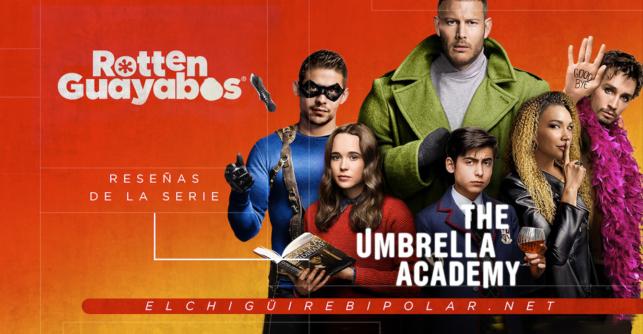 Rotten Guayabas – Umbrella Academy