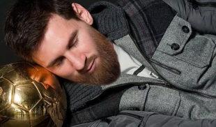 Barcelona afirma que solo un beso del amor verdadero podrá liberar a Messi