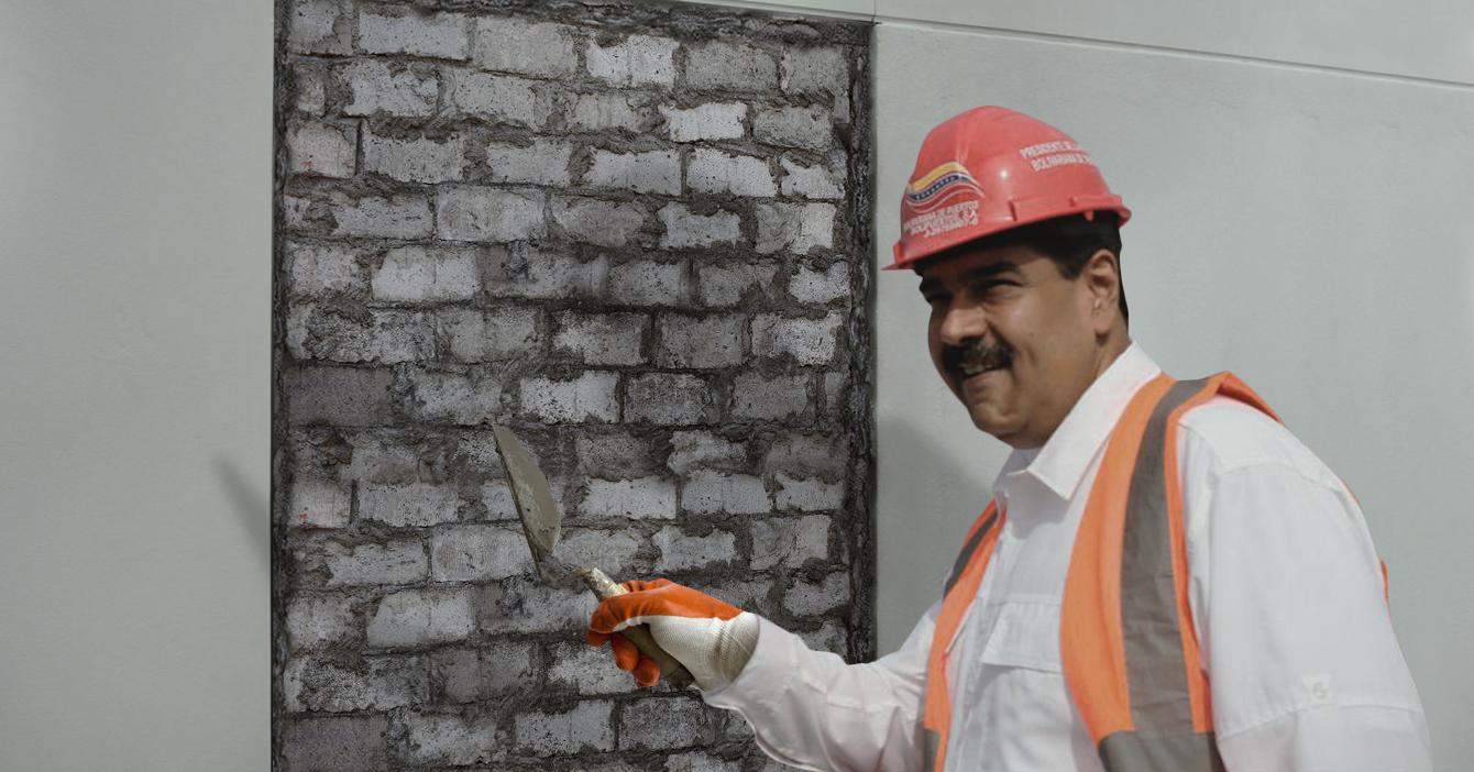 Maduro radicaliza la cuarentena sellando la puerta de tu casa