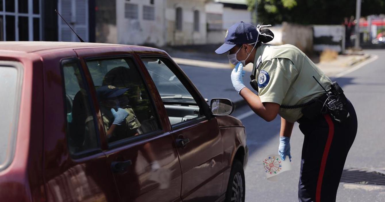 Policía astróloga matraquea a chamo por no tener en regla su carta astral