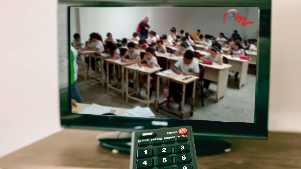 Meridiano TV adquiere los derechos de las Olimpíadas de Matemática del Colegio Juan XXIII
