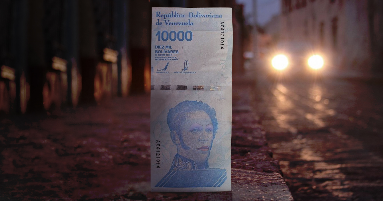 Encuentran al Bolívar prostituyéndose en Aruba