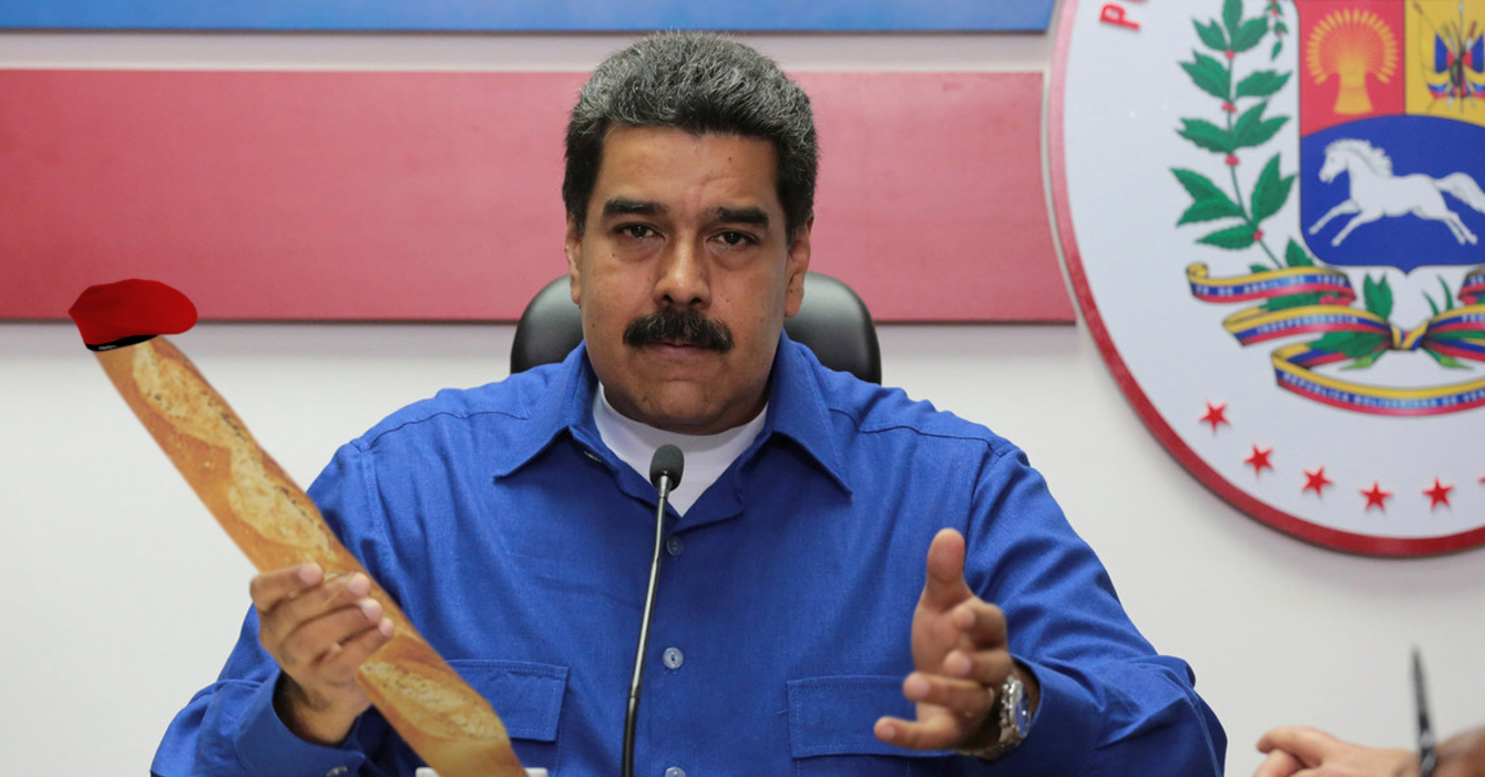Maduro organiza a militares y panaderos para llevar a cabo el Pan Cívico Militar