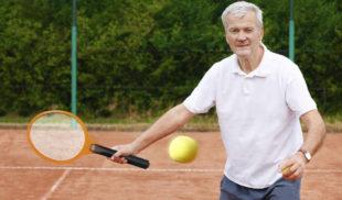 Papá con raqueta eléctrica llega al puesto número 1 del ranking ATP