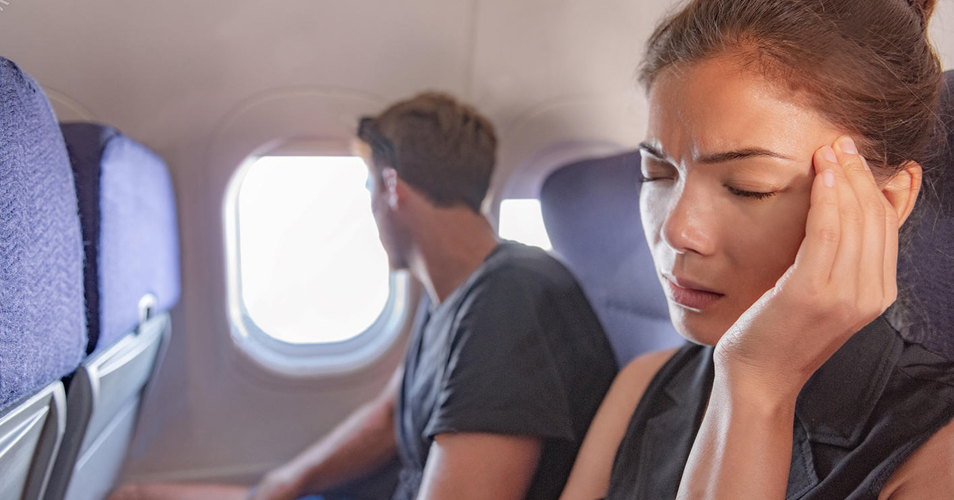 Pareja que emigra junta rompe relación en medio del vuelo