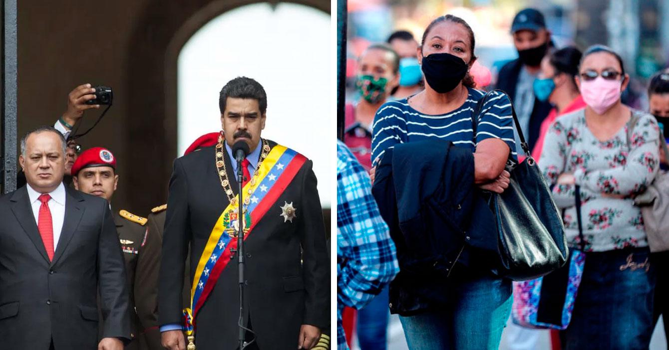 Comparativa: Fin del chavismo Vs. Fin del coronavirus