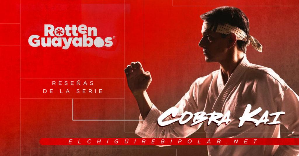 Rotten Guayabas – Reseñas sobre la serie Cobra Kai