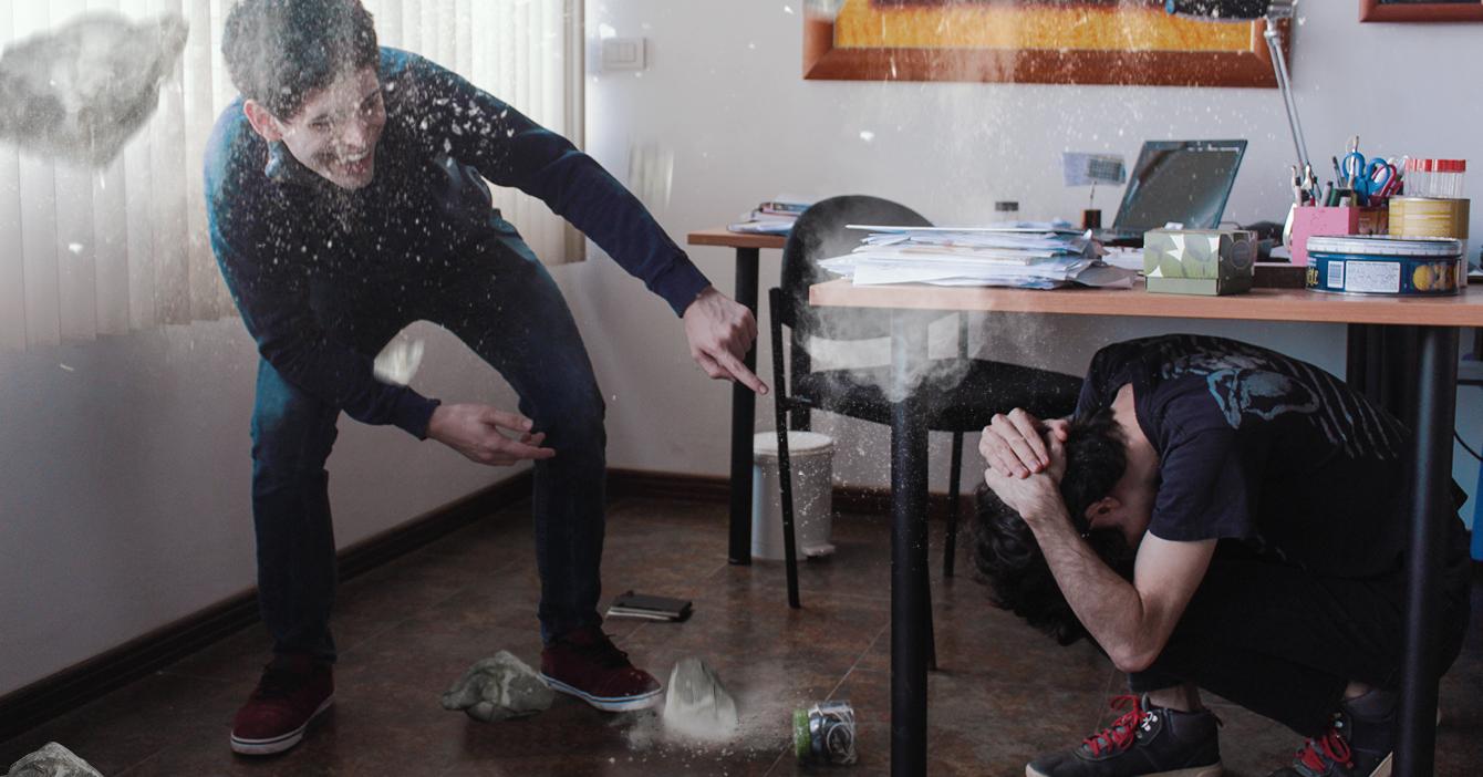 Chileno se burla de venezolano que se asustó por terremotico de 12,5