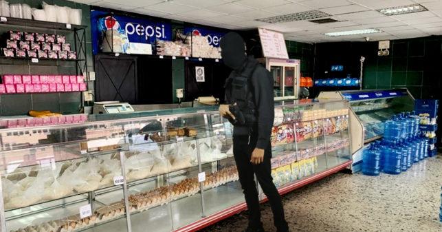 Después de trazar todo un plan para robar banco, malandro solo logra comprar el desayuno con lo robado