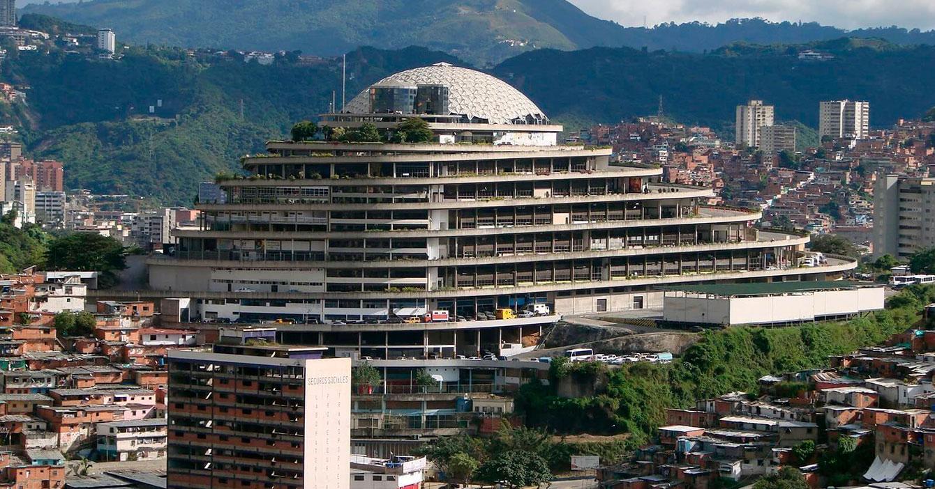 Helicoide se transforma en la 2da ciudad más poblada de Venezuela