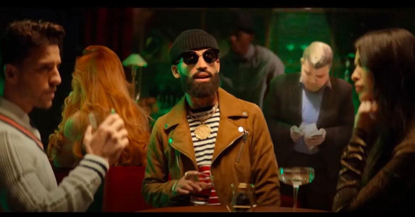 Luis Parra aparece en el nuevo video de Arcángel