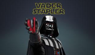 Disney+ anuncia serie sobre engrapadora que usó Darth Vader