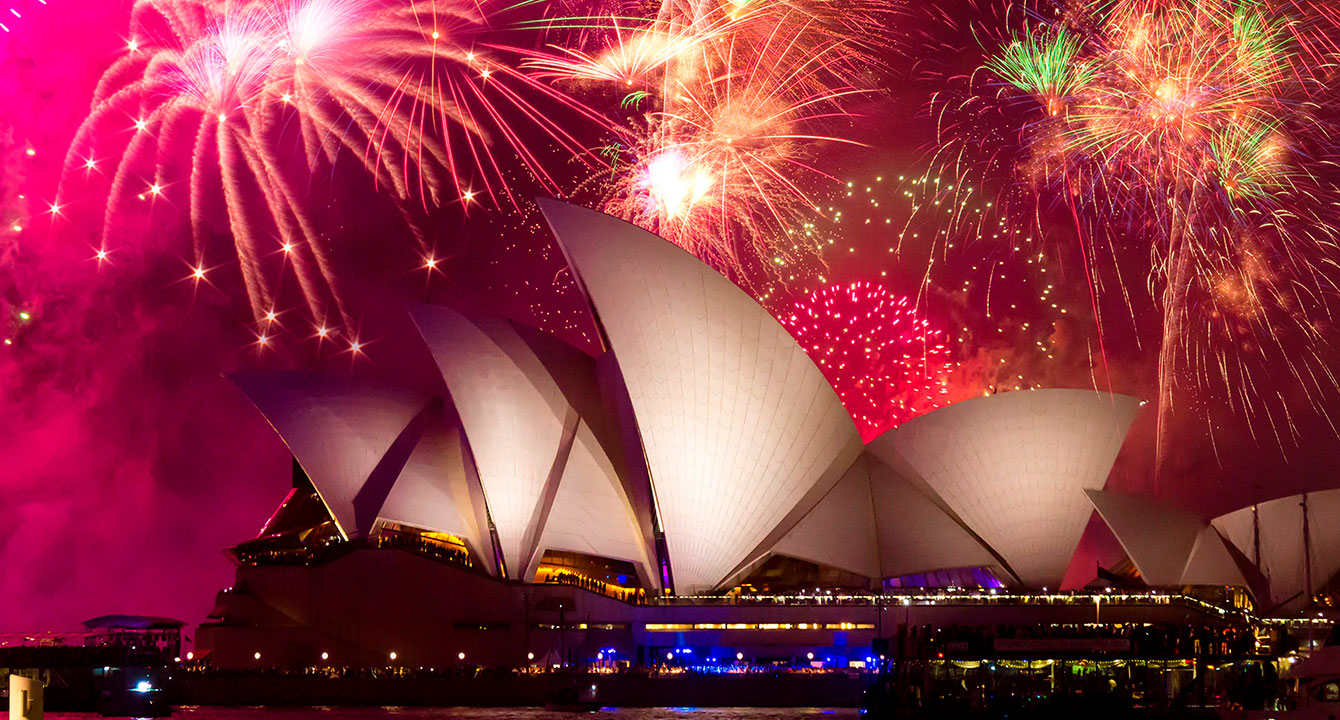 En Australia ya es 2034