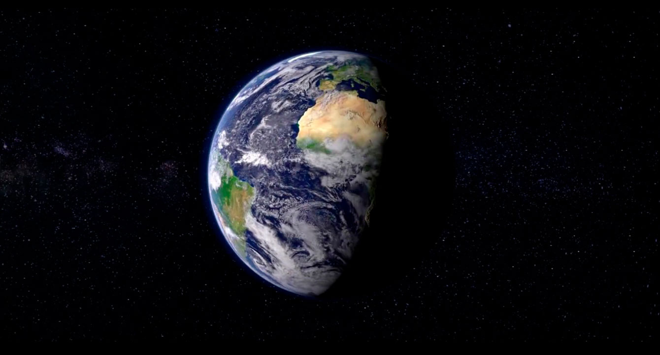 Rotación de la Tierra no causa fin de la pandemia