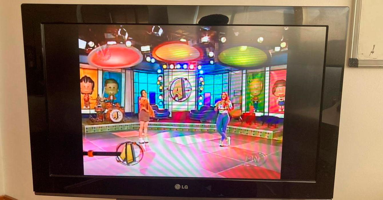 INCREÍBLE: Venevisión transmite a color