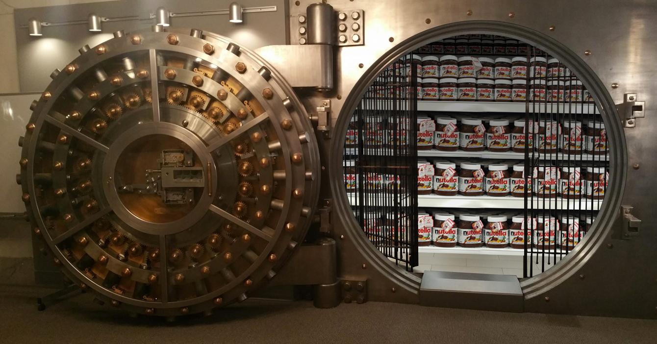 BCV publica cifras de las reservas de Nutella del país