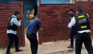 Reportan enfrentamiento entre efectivos del CICPC y Paw Patrol