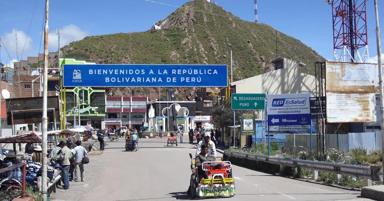 """Perú añade """"República Bolivariana"""" a su nombre para que venezolanos no quieran entrar"""