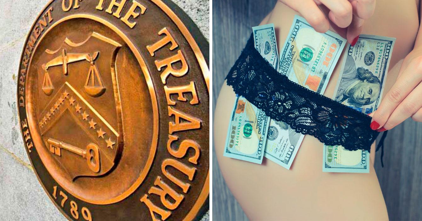 OFAC sanciona a nalgas de stripper por lavado de dinero venezolano