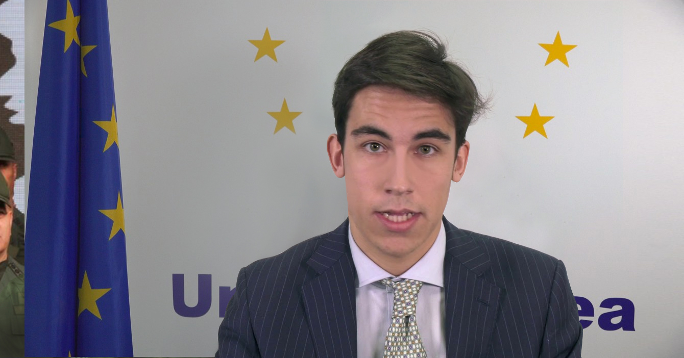 Chamo finge ser embajador de la Unión Europea para que lo boten de Venezuela