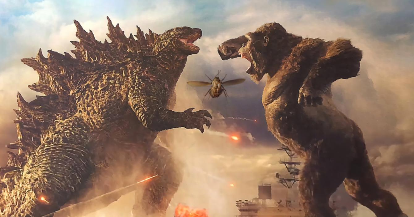 Debate Godzilla Vs. King Kong termina con aparición de cucaracha voladora