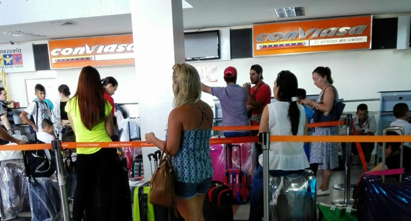 Conviasa anuncia vuelos a Margarita con escala en Estambul