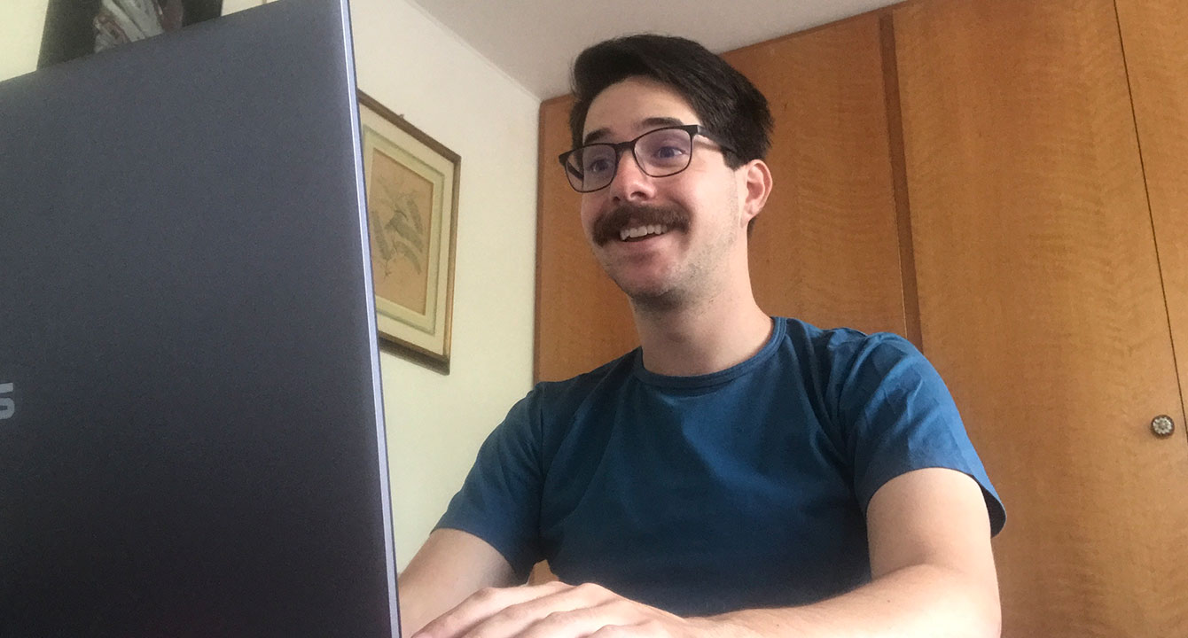¿Viviendo en el futuro? Este venezolano tiene internet de 4.5mbps