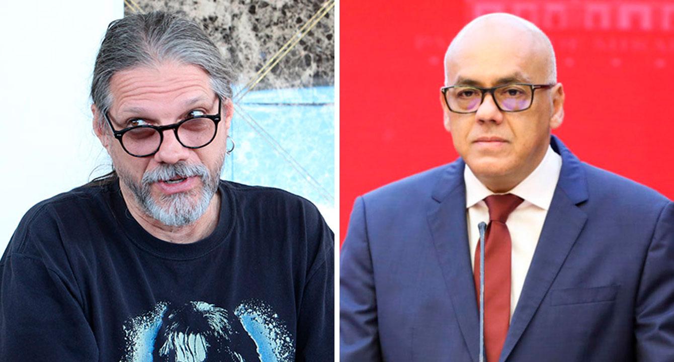 Paul Gillman le recuerda Jorge Rodríguez que él se sabe el cumpleaños feliz