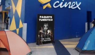 Cinex anuncia paquete turístico de 7 días y 6 noches para ver el Snyder Cut de la Liga de la Justicia